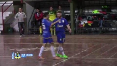 DON ORIONE vs. CEMENTISTA B | Gol Agustín Cuel (2)