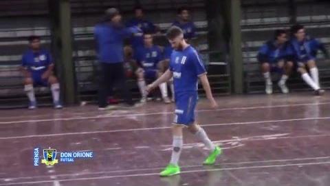 DON ORIONE vs. CEMENTISTA B | Gol Agustín Cuel (1)