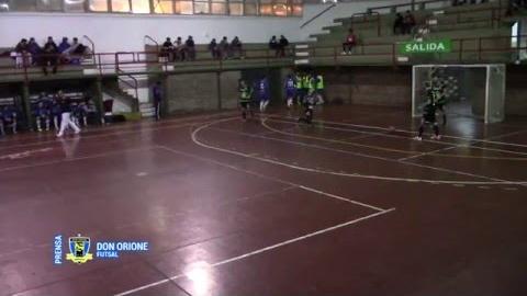 DON ORIONE vs. MUN. JUNÍN | Gol Agustín Paladino (1)