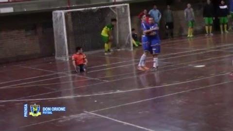 DON ORIONE vs. CEMENTISTA B | Gol Marcio García