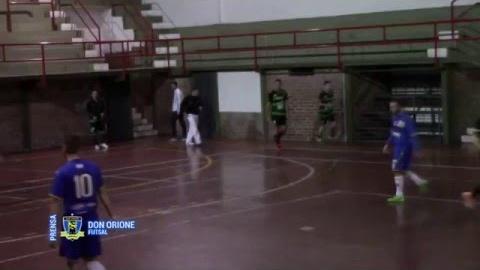 DON ORIONE vs. MUN. JUNÍN | Gol Cristian Gutiérrez