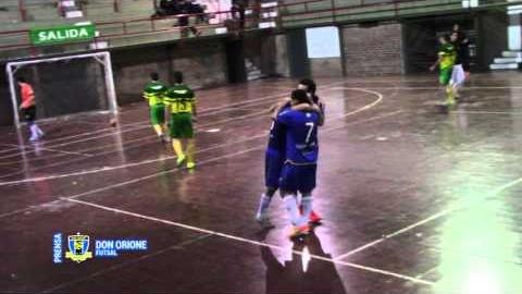 DON ORIONE vs. CEMENTISTA B | Gol Marcelo Mescolatti (2)