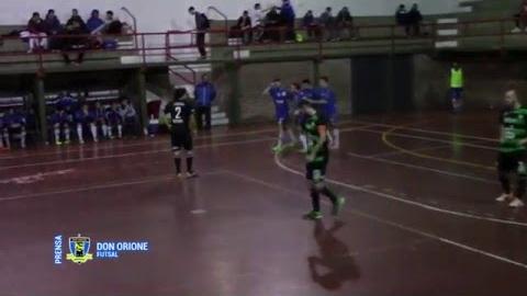 DON ORIONE vs. MUN. JUNÍN | Gol Agustín Paladino (2)